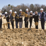 KGI Properties holds Groundbreaking Ceremony in Indian Trail, NC