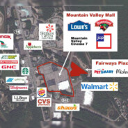 Mountain Valley Mall / Fairways Plaza, North Conway