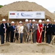 Groundbreaking Held for The Sound at Gateway Commons