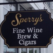 Sperry's Fine Wine, Brew & Cigars opens at Wayland Town Center