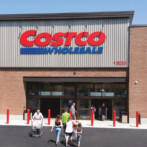 Breaking ground for Costco, E. Lyme, CT